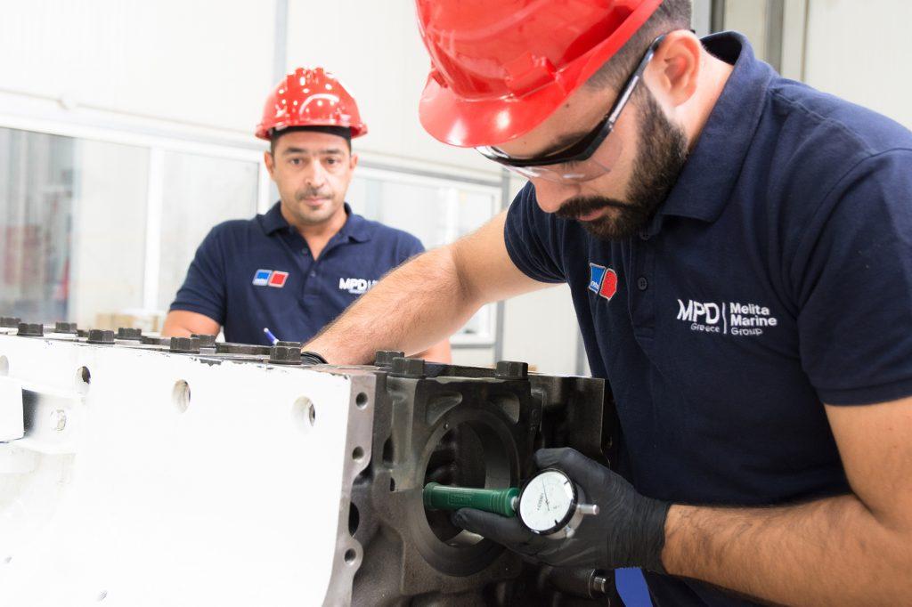 MTU Engines Greece
